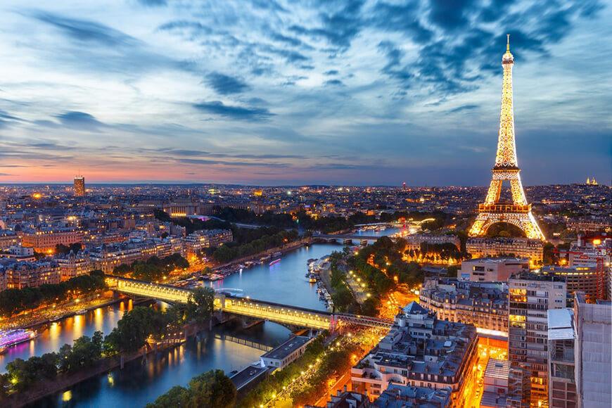 سفر به پاریس، عروس شهرهای دنیا
