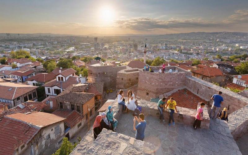 زندگی روزمره مردم ترکیه به روایت تصویر