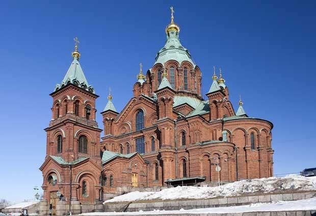 جاذبه های گردشگری و دیدنیهای هلسینکی فنلاند