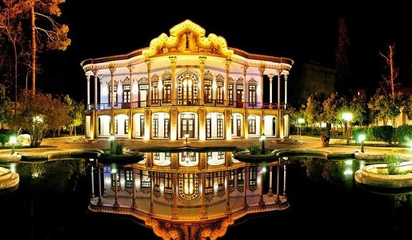 عمارت شاپوری شیراز | ردپای سبک اروپایی در معماری ایران