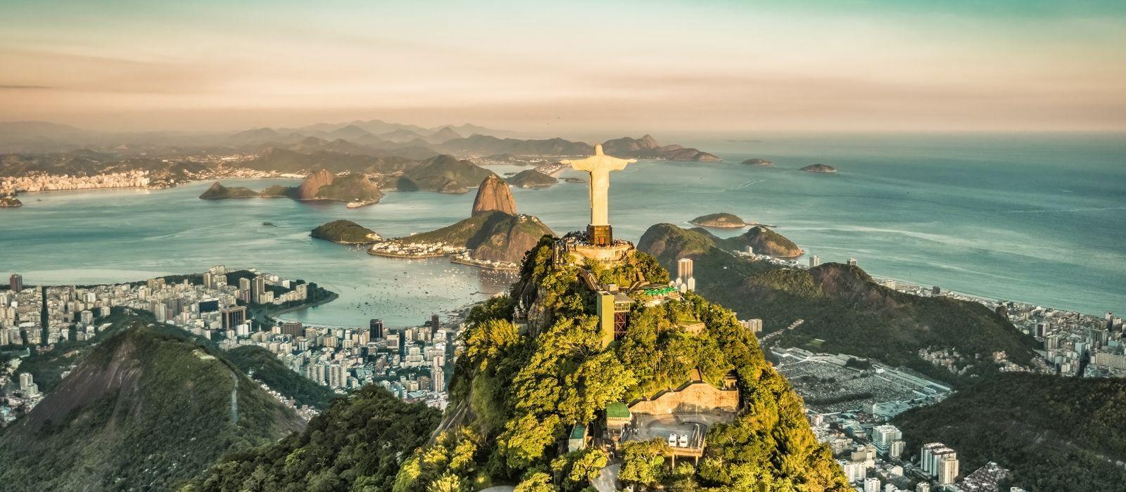 سفرنامه شیما و علی به برزیل قسمت دوم