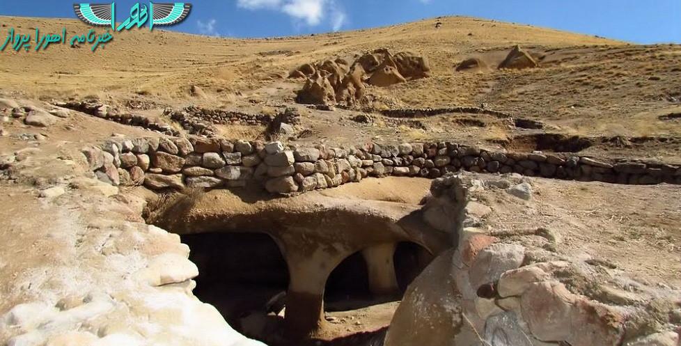 روستایی در زیر خاک (تبریز)