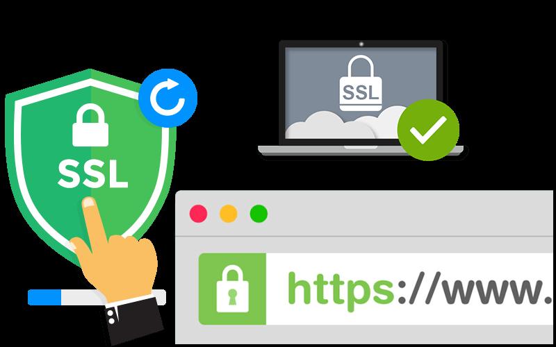 کسب پروتکل SSL