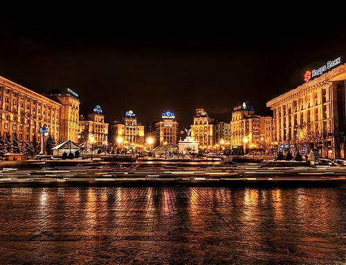 راهنمای کلی برای سفر به کیف اوکراین