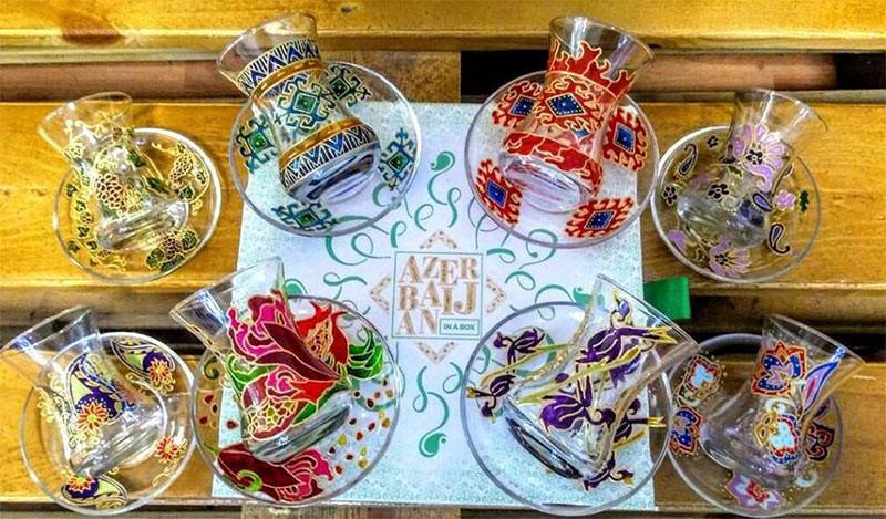 سوغات جمهوری آذربایجان | یادگارهایی از کشور همسایه